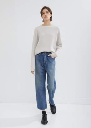 Chimala Selvedge Monroe Cut Jean