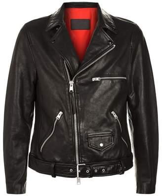 AllSaints Kodey Leather Biker Jacket