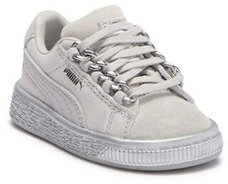 Puma Suede Classic X Chain Sneaker (Baby & Toddler)