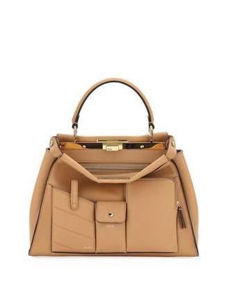 e8e9c43c2fbb Fendi Brown Top Handle Handbags - ShopStyle