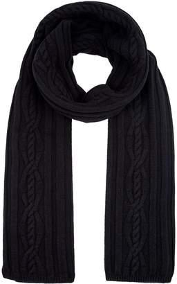 Claudie Pierlot Chunky Knit Scarf