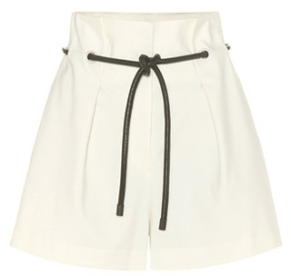 3.1 Phillip Lim 3.1 Phillip Lim Cotton-blend shorts