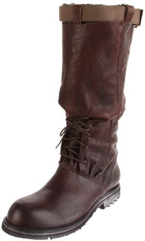 Area Forte Women's AD4094 Varsavia Montone Knee-High Boot