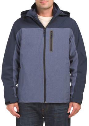 Waterproof 3-in-1 Rain Jacket