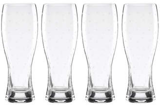 Kate Spade Dot Detail 4-Piece Glass Set