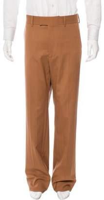 Gucci Flat Front Twill Pants w/ Tags