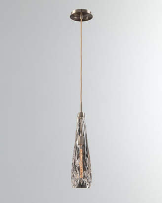 John-Richard Collection Hand-Blown Hanging Glass Pendant