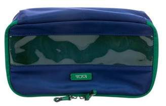 Tumi Bicolor Nylon Toiletry bag