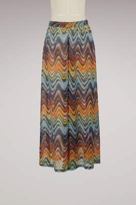 Missoni Lame trousers