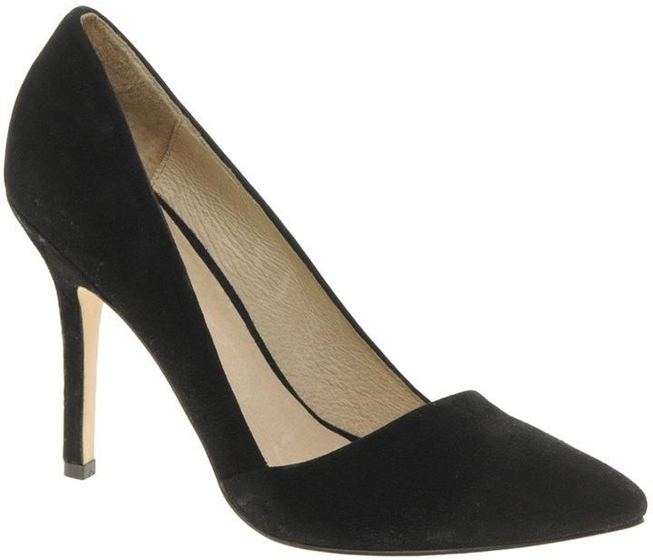 Aldo Romelia Suede Court Shoes