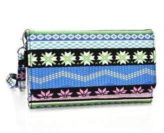 KroO Smartphone Wallet Clutch, Travel Purse