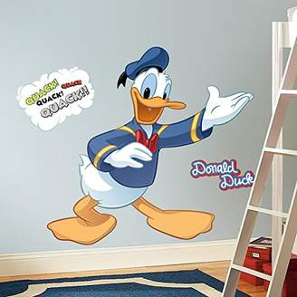 Disney RoomMates Mickeys Clubhouse Donald Duck Giant Wall Sticker