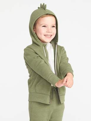 Old Navy Dino-Critter Zip Hoodie for Toddler Boys
