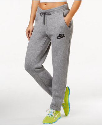 Nike Sportswear Fleece Rally Pants $60 thestylecure.com