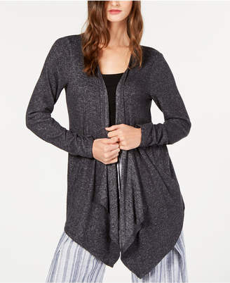 INC International Concepts I.n.c. Draped Open-Front Cardigan