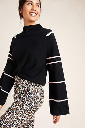 Amadi Taylor Bell-Sleeved Sweater