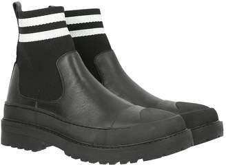 Neil Barrett Hybrid Tank Sock Boots