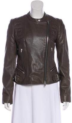 Closed Casual Leather Jacket