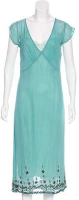DAY Birger et Mikkelsen Embellished Chiffon Dress