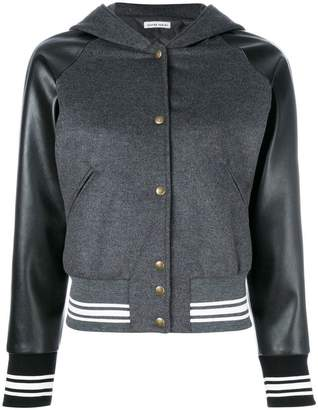 Tomas Maier eco leather jacket