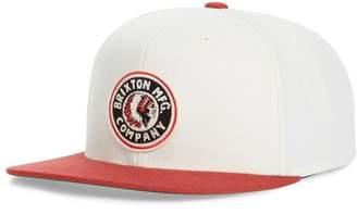 Brixton 'Rival' Snapback Cap