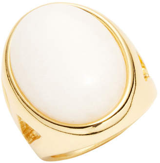 Kenneth Jay Lane Open Side Trend Ring
