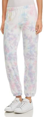 Wildfox Couture Tie-Dye Sweatpants