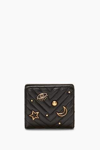 Rebecca Minkoff Half Snap Wallet - ONE COLOR - STYLE