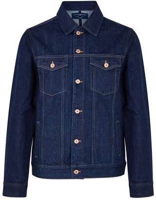 Natural Selection Livingstone Selvedge Denim Jacket