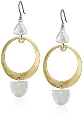 Lucky Brand Modern Drop Earrings