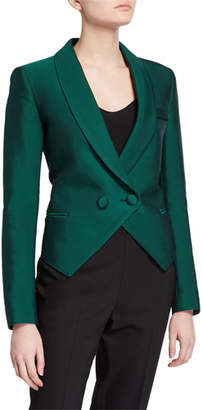 Smythe Spencer Double-Breasted Blazer
