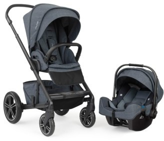 Infant Nuna Mixx(TM) Stroller System & Pipa(TM) Car Seat Set $899.95 thestylecure.com