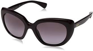 Ralph Lauren Ralph by Women's Injected Woman Sunglass Cateye