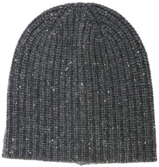 Alex Mill Donegal tweed beanie