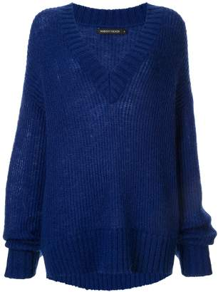 Nobody Denim Soho V-neck jumper