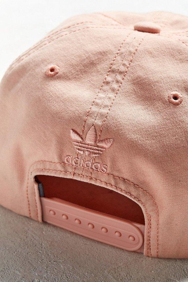 Adidas OG Trefoil Deconstructed Baseball Hat 2