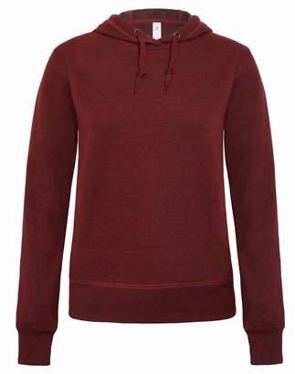 BC B&C Denim Womens/Ladies Universe Hooded Sweatshirt/Hoodie (XL)