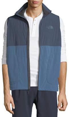 The North Face Mountain Zip-Front Sweatshirt Vest