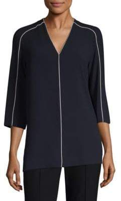Escada Nilli V-Neck Tunic