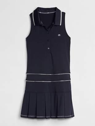 Gap GapFit Kids Polo Dress