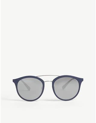 Prada Linea Rossa PS04R phantos-frame sunglasses
