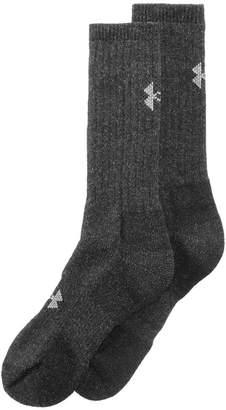 Under Armour Men's 2-Pk. Outdoor Performance Socks