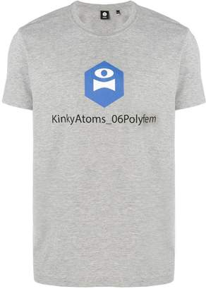 Aspesi Kinky Atoms print T-shirt