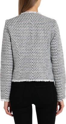 Bagatelle Tweed Open-Front Jacket