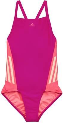 adidas Girls Swimsuit - Magenta
