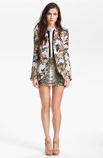 Haute Hippie Women's Sequin Miniskirt