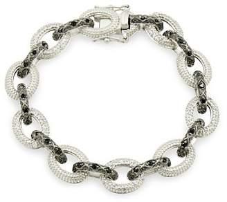 Freida Rothman Industrial Pave Link Bracelet