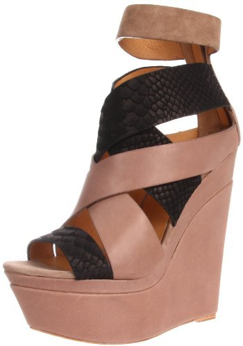 L.A.M.B. Women's Dove Wedge Sandal