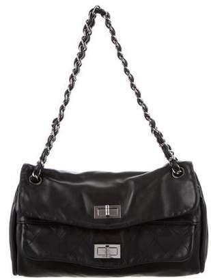 Chanel Double Mademoiselle Lock Flap Bag