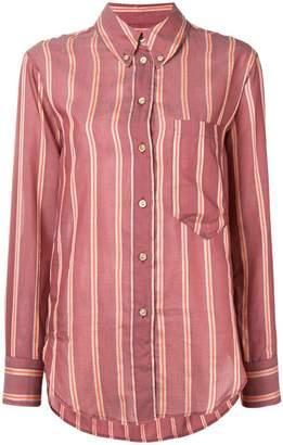 Etoile Isabel Marant Ycao striped shirt